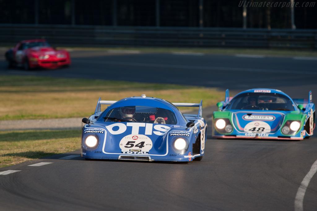 Rondeau M379C - Chassis: M379-005   - 2010 Le Mans Classic