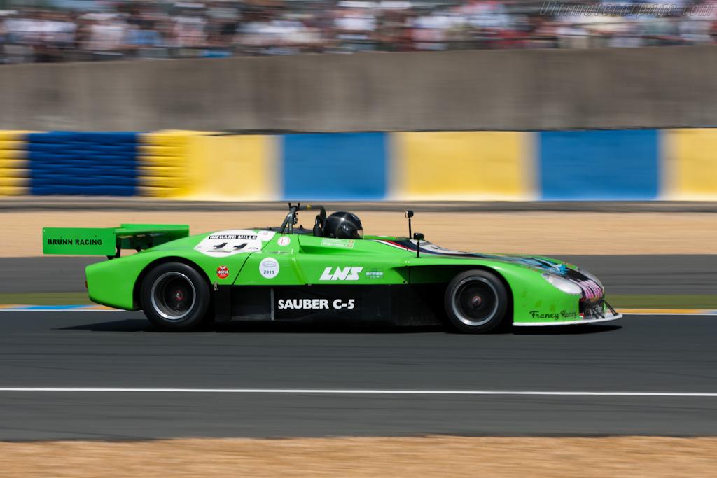 Sauber C5 - Chassis: C05.004   - 2010 Le Mans Classic
