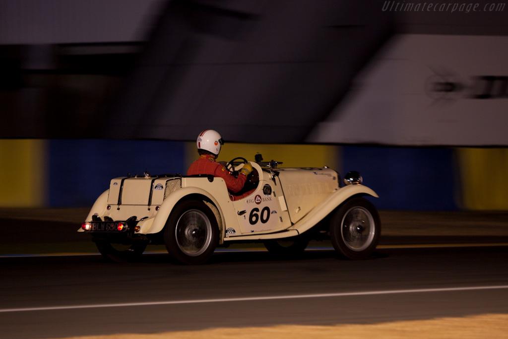 Singer Le Mans    - 2010 Le Mans Classic