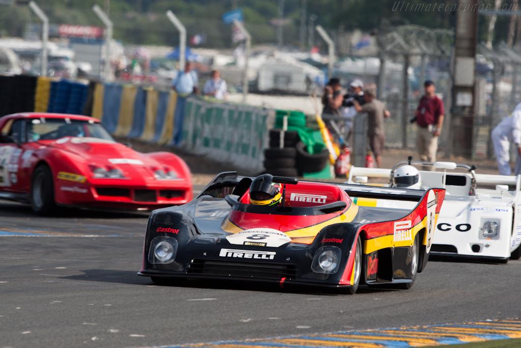 TOJ SC206 - Chassis: 24-78   - 2010 Le Mans Classic