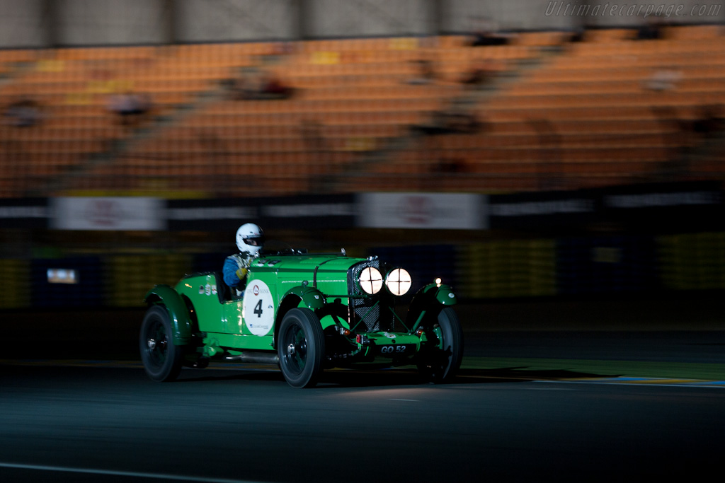 Talbot 105 - Chassis: 31052  - 2010 Le Mans Classic