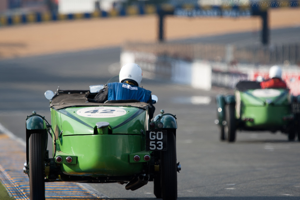 Talbot 105 - Chassis: 31053  - 2010 Le Mans Classic