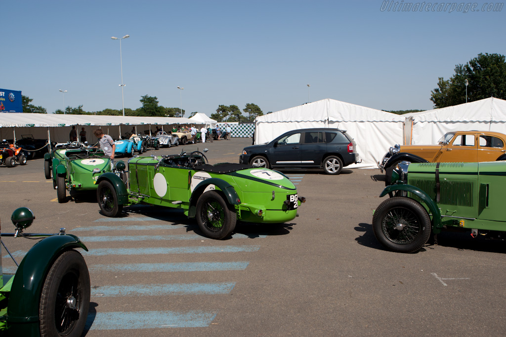 Works Talbots    - 2010 Le Mans Classic