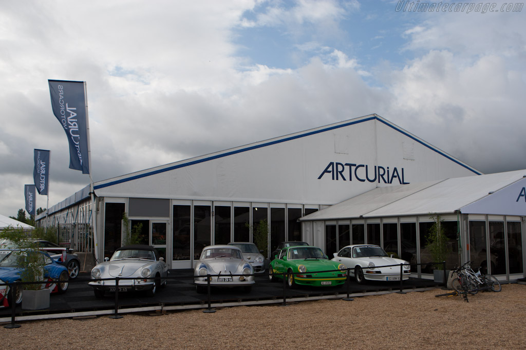 Artcurial Motorcars Auction    - 2012 Le Mans Classic