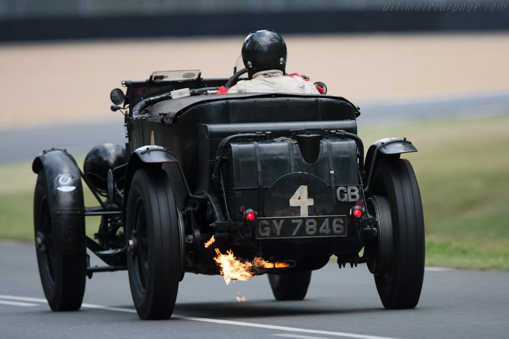 Bentley 4.5 Litre Blower    - 2012 Le Mans Classic