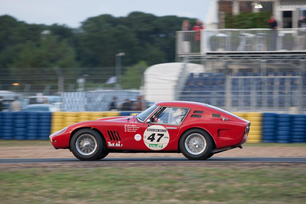 AC Ace Bristol    - 2012 Le Mans Classic