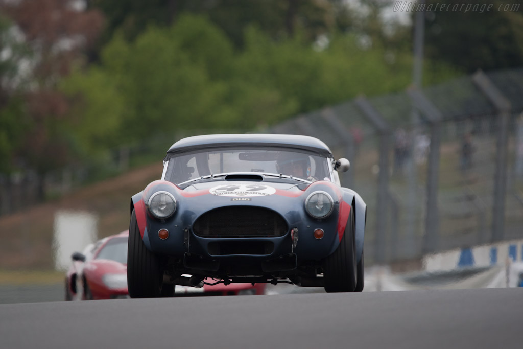 AC Shelby Cobra - Chassis: CSX2049   - 2012 Le Mans Classic