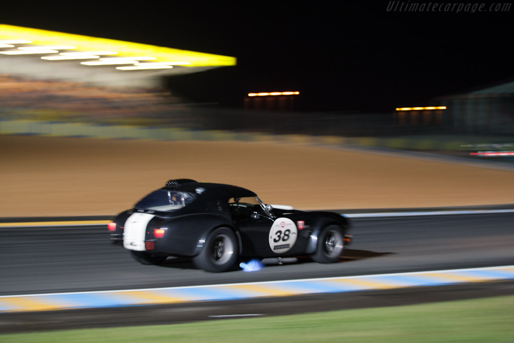 AC Shelby Cobra - Chassis: CSX2468   - 2012 Le Mans Classic