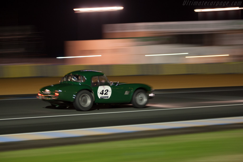 AC Shelby Cobra - Chassis: CSX2348   - 2012 Le Mans Classic