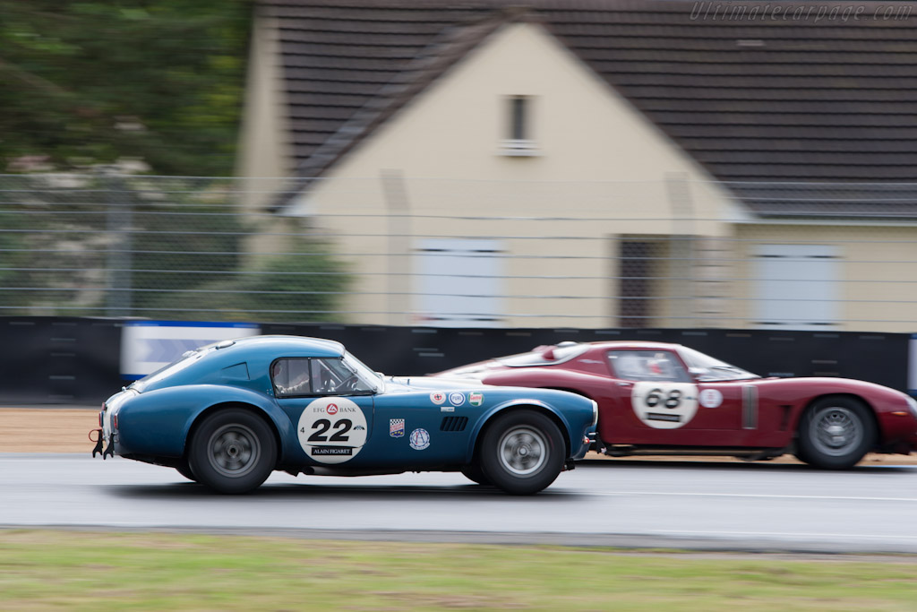 AC Shelby Cobra - Chassis: CSX2136  - 2012 Le Mans Classic