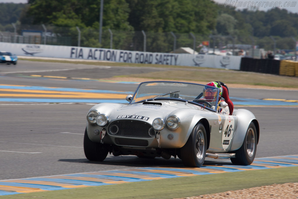 AC Shelby Cobra - Chassis: CSX2388   - 2012 Le Mans Classic