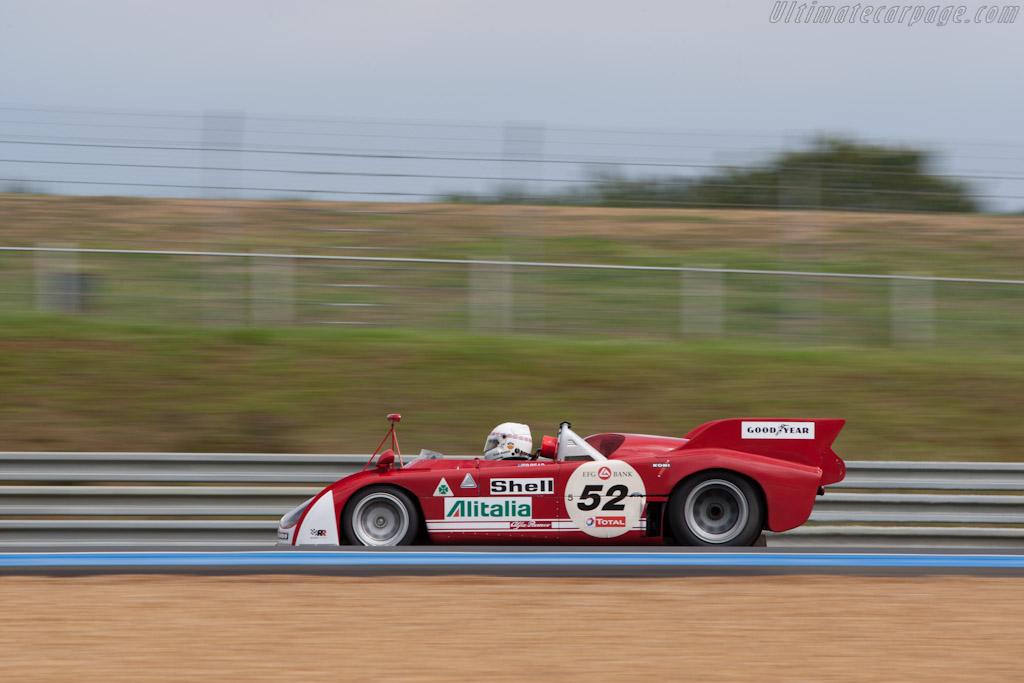 Alfa Romeo 33TT3 - Chassis: 11572-010   - 2012 Le Mans Classic