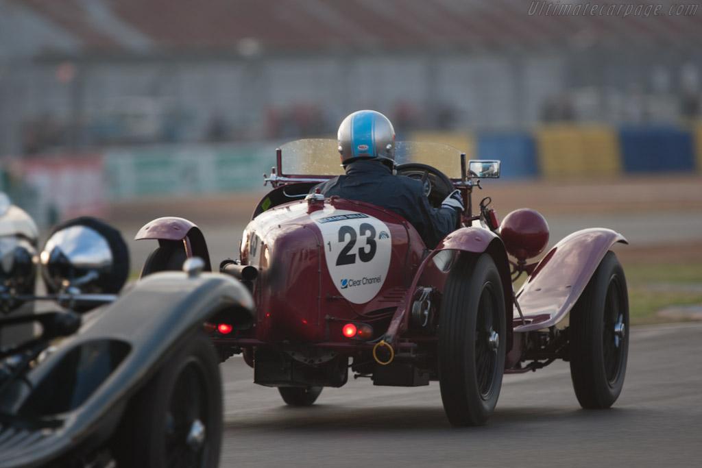 Alfa Romeo 8C 2300    - 2012 Le Mans Classic
