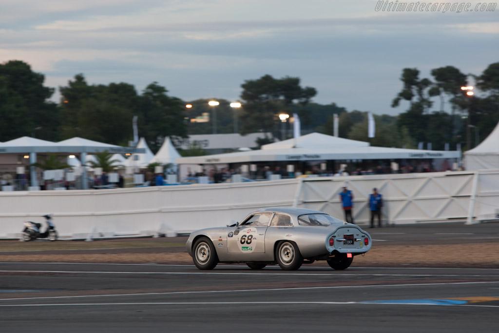 Alfa Romeo Giulietta SZ Coda Tronca - Chassis: AR10126 00185   - 2012 Le Mans Classic
