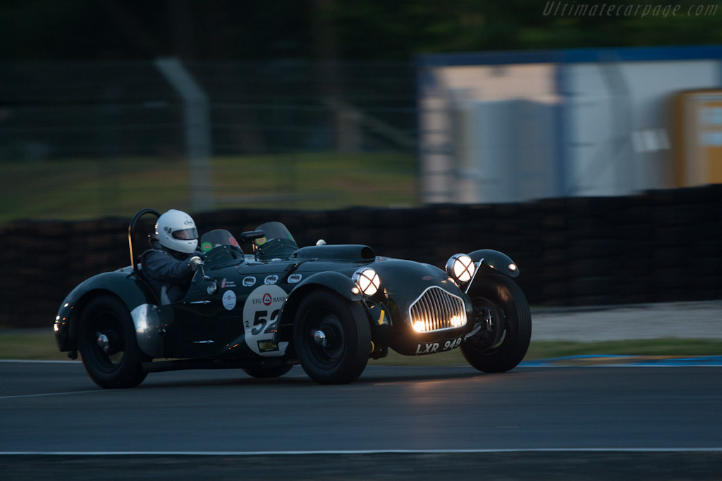 Allard J2    - 2012 Le Mans Classic