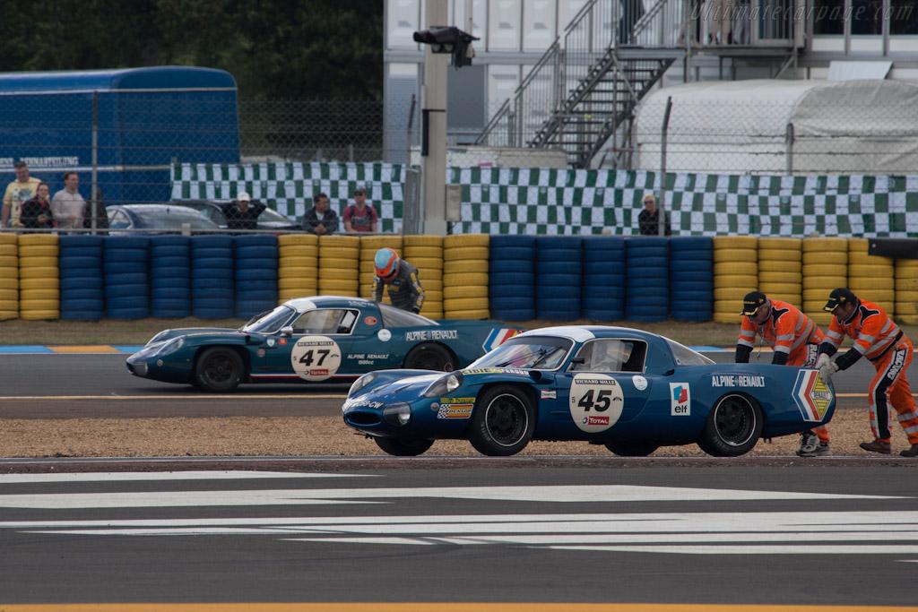 Alpine A210    - 2012 Le Mans Classic