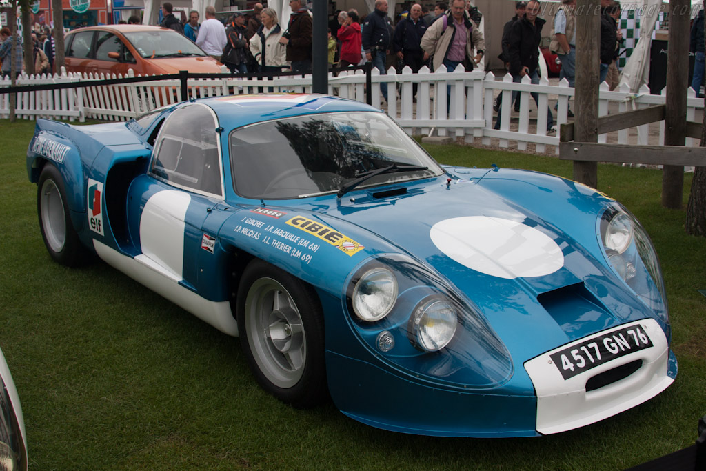 Alpine A220 - Chassis: 1731   - 2012 Le Mans Classic