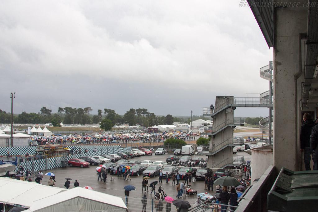 Alpine club and Artcurial auction    - 2012 Le Mans Classic