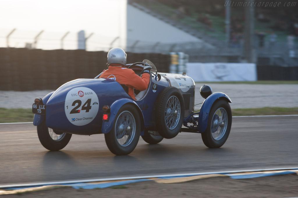 Amilcar CG S    - 2012 Le Mans Classic
