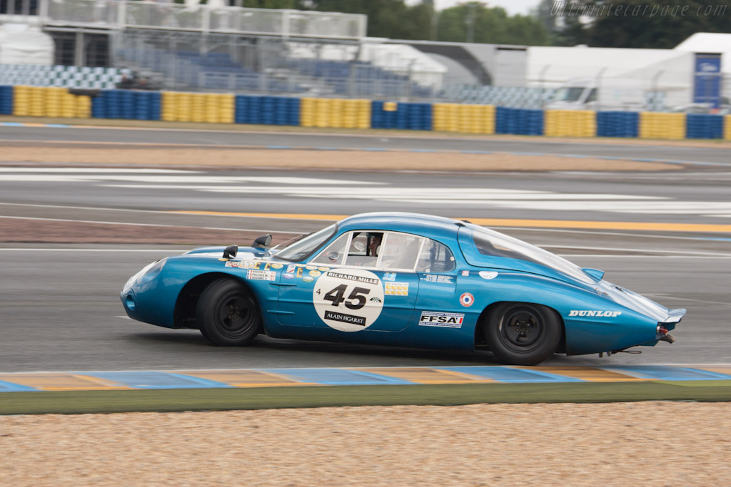 Apine M64 - Chassis: 1708   - 2012 Le Mans Classic