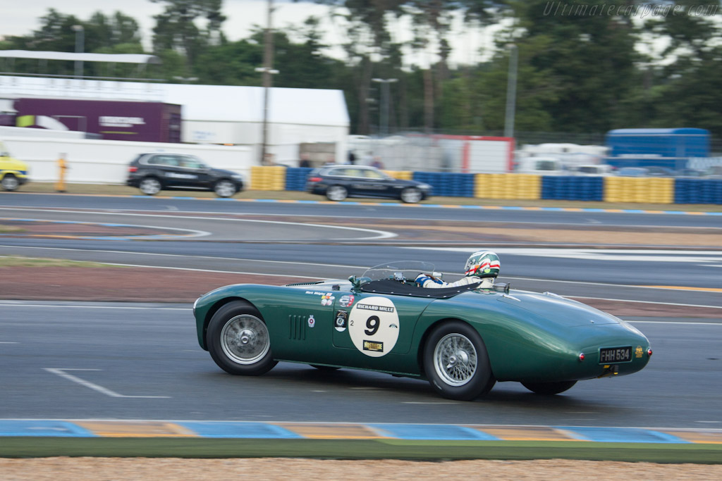 Aston Martin DB3 - Chassis: DB3/6   - 2012 Le Mans Classic