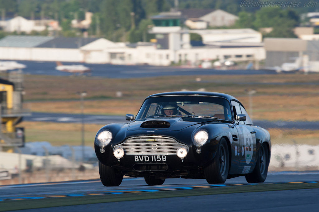 Aston Martin DB4 GT - Chassis: DB4GT/0137/R   - 2012 Le Mans Classic
