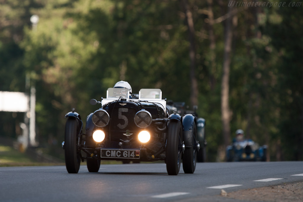 Aston Martin Ulster - Chassis: B5/549/U  - 2012 Le Mans Classic