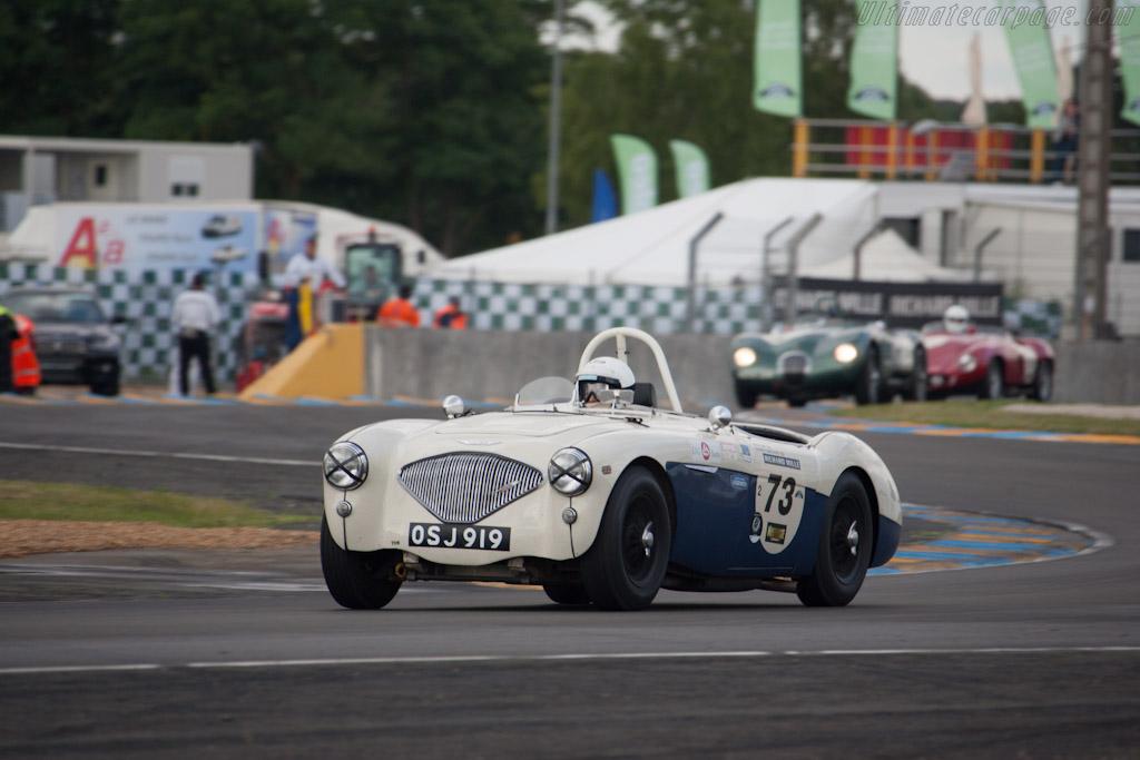 Austin Healey 100 M    - 2012 Le Mans Classic