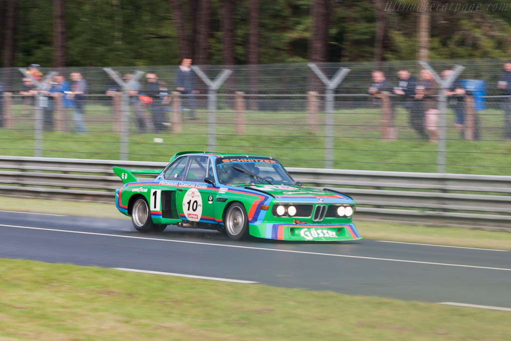 BMW 3.0 CSL - Chassis: 2275982   - 2012 Le Mans Classic