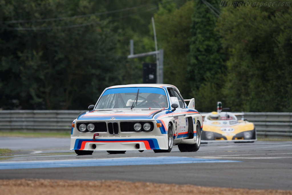 BMW 3.0 CSL - Chassis: 2275998   - 2012 Le Mans Classic