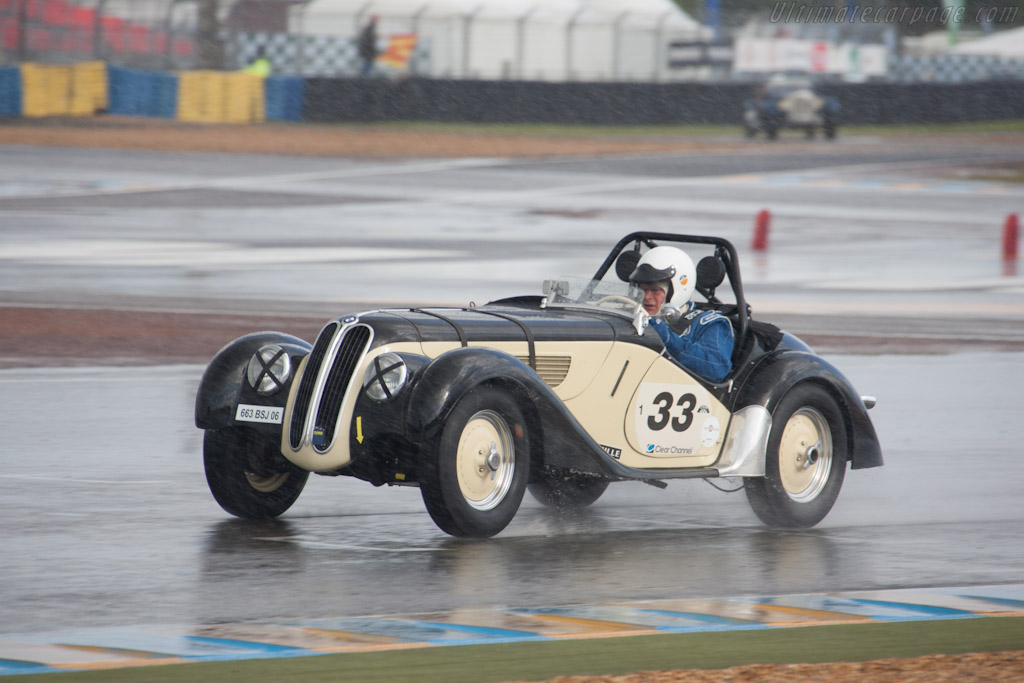BMW 328 - Chassis: 85007   - 2012 Le Mans Classic