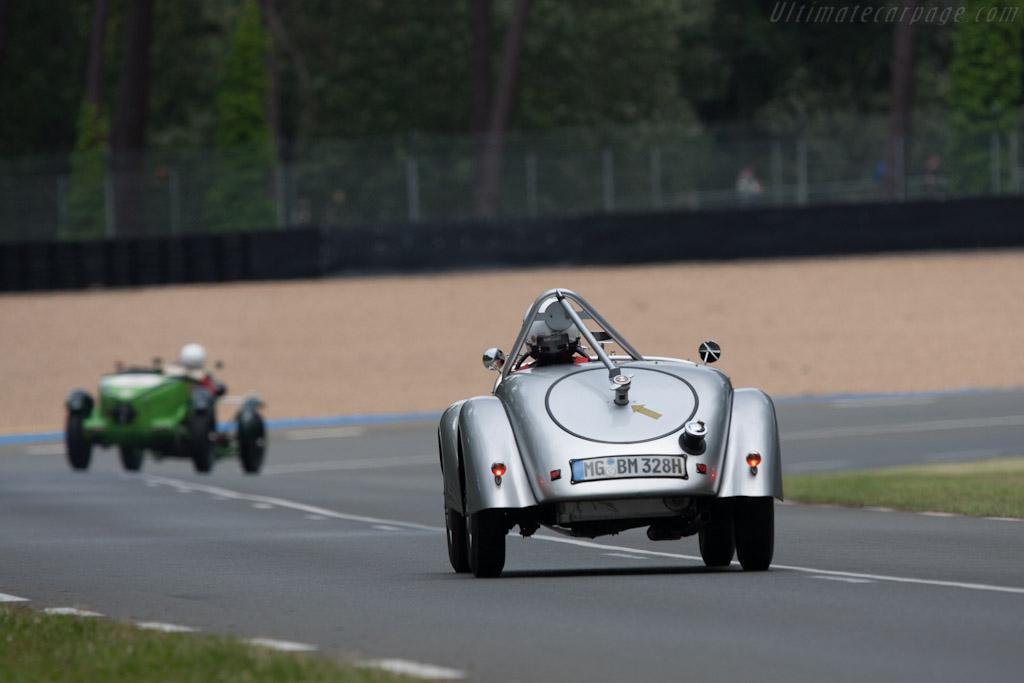 BMW 328    - 2012 Le Mans Classic