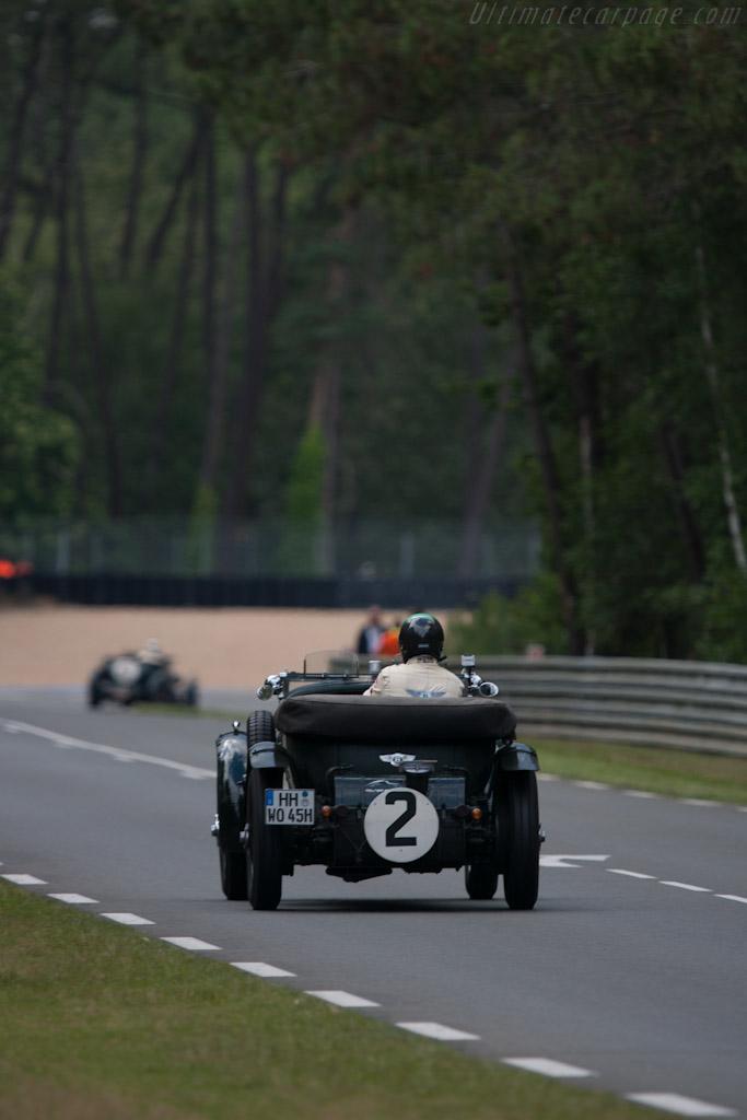 Bentley 4.5 Litre    - 2012 Le Mans Classic