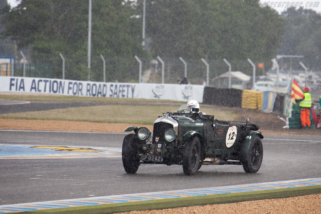 Bentley 4.5 Litre Blower - Chassis: DS3573   - 2012 Le Mans Classic