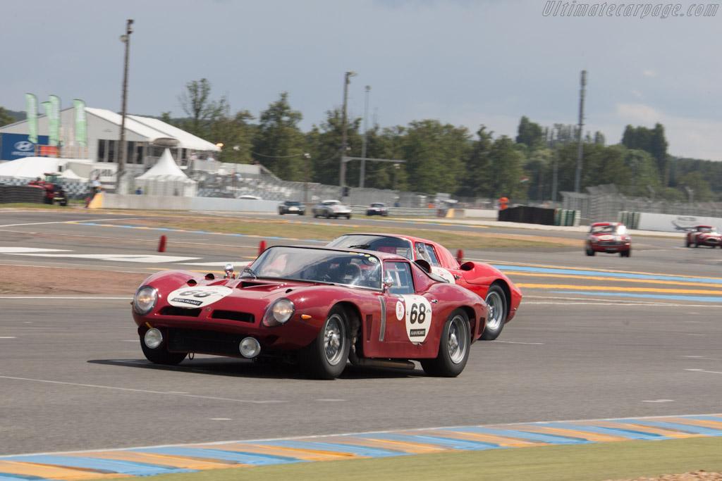 Bizzarrini 5300 GT - Chassis: BA4 0106   - 2012 Le Mans Classic