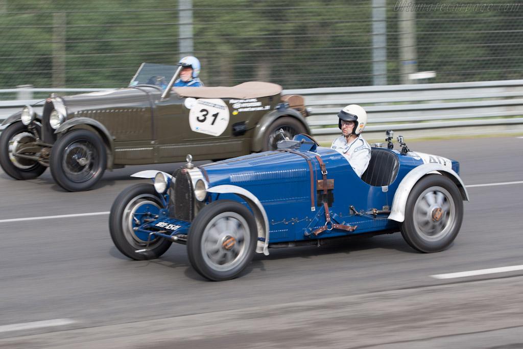 Bugatti Type 35    - 2012 Le Mans Classic