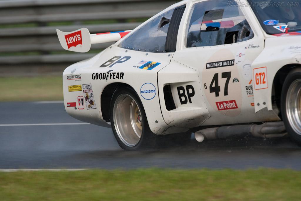 Chevrolet Dekon Monza    - 2012 Le Mans Classic
