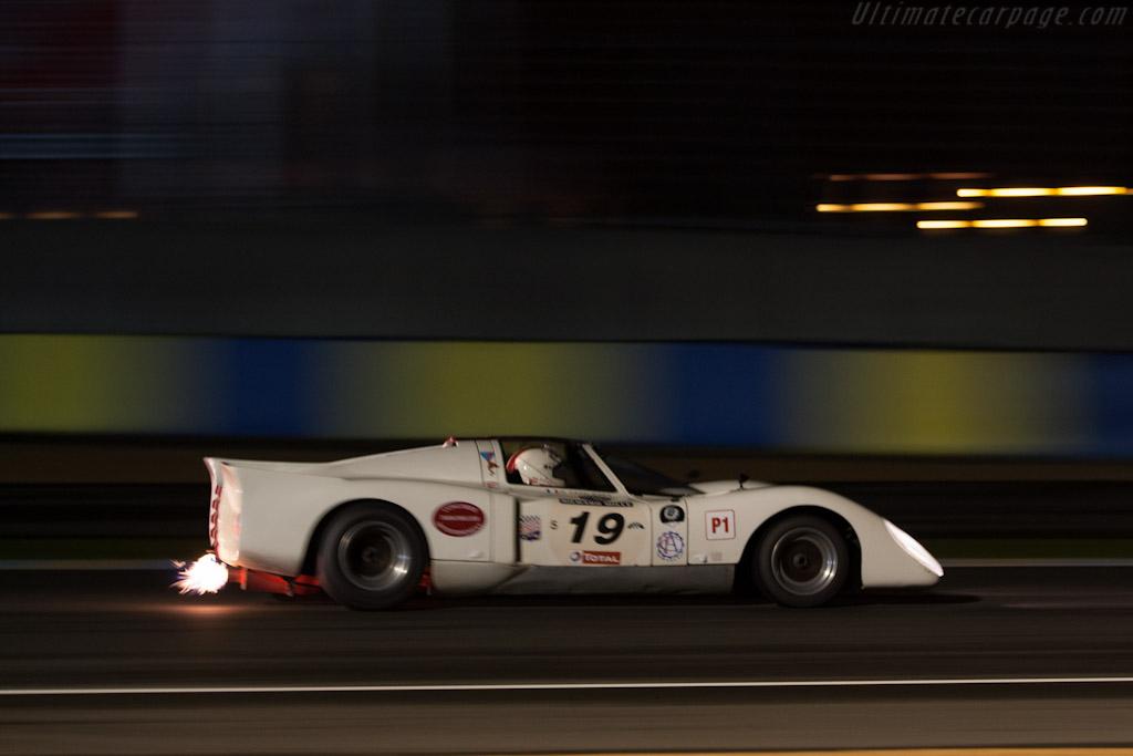 Chevron B16    - 2012 Le Mans Classic