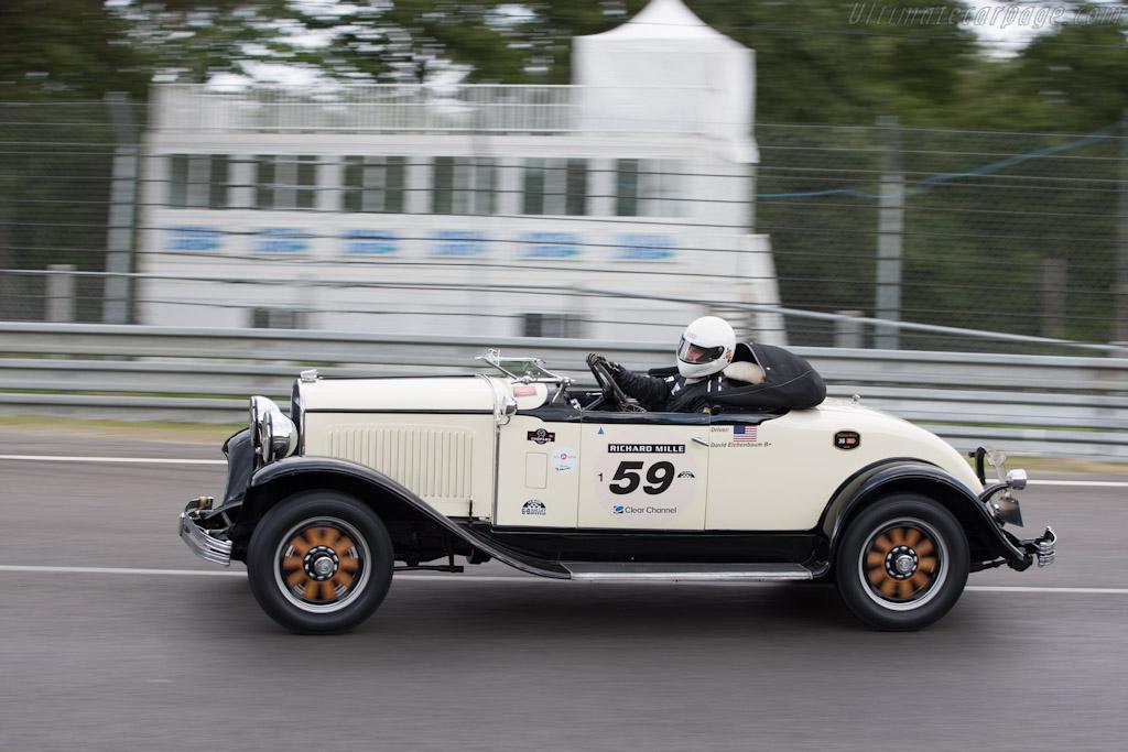 Chrysler 75    - 2012 Le Mans Classic