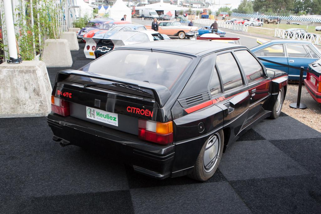 Citroën BX 4TC - Chassis: HZ1986-3   - 2012 Le Mans Classic