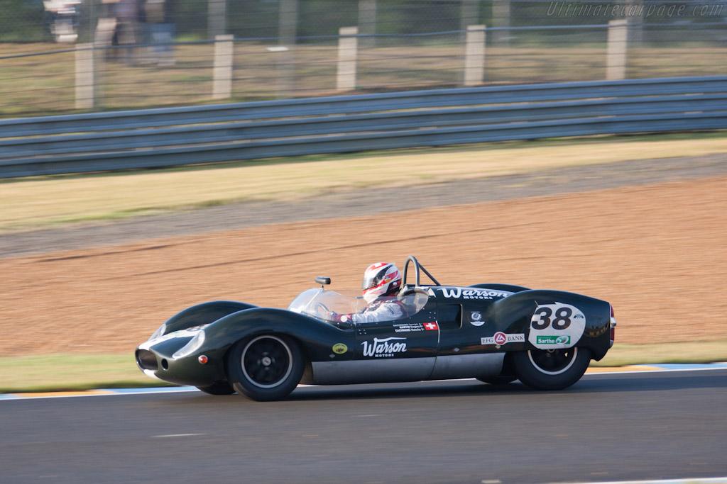 Cooper Monaco    - 2012 Le Mans Classic