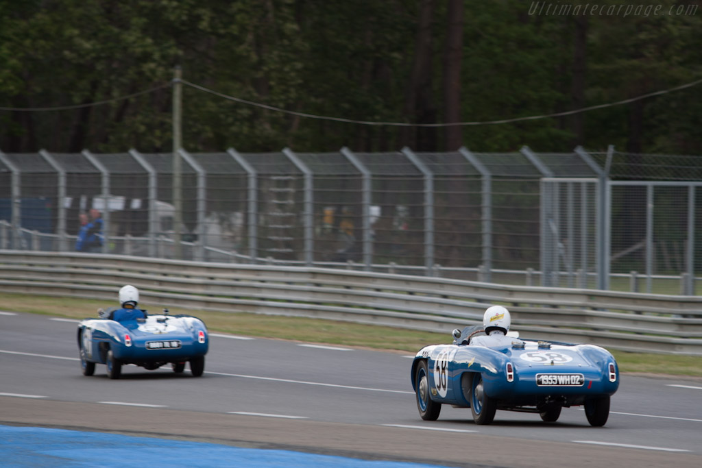 DB HBR 53    - 2012 Le Mans Classic