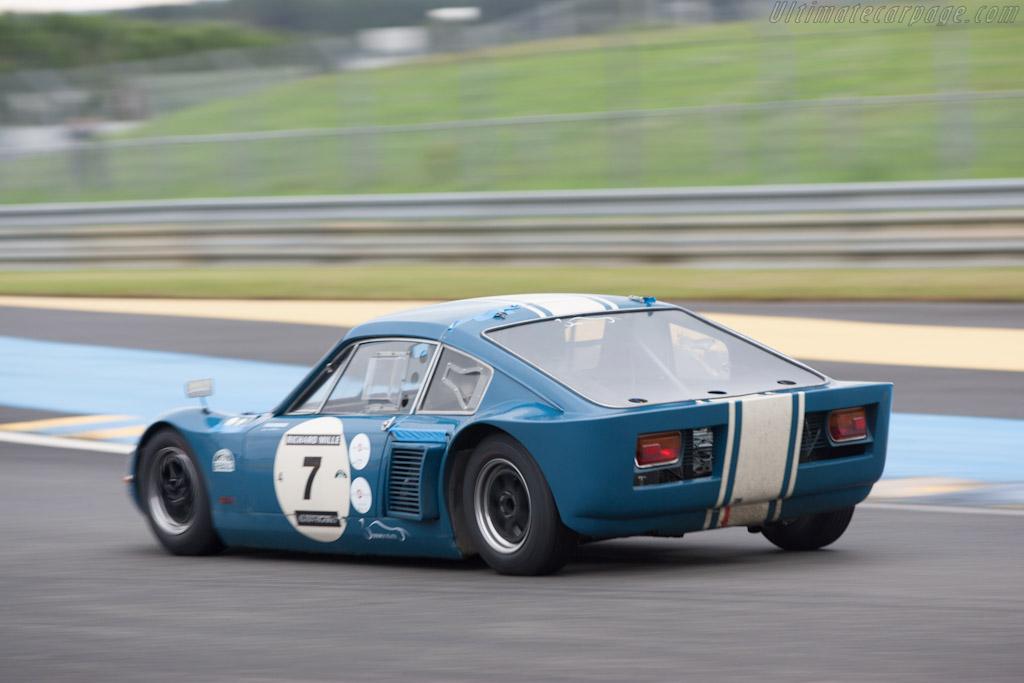 Elva GT 160 - Chassis: 160GT/7S/3   - 2012 Le Mans Classic