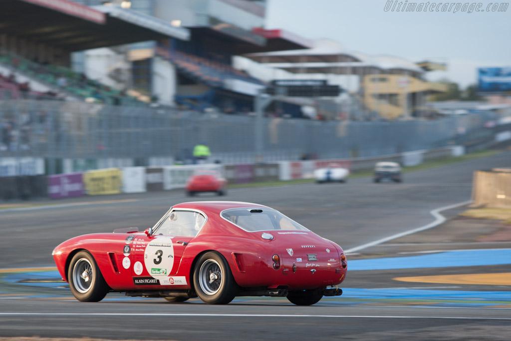 Ferrari 250 GT SWB - Chassis: 1811GT   - 2012 Le Mans Classic