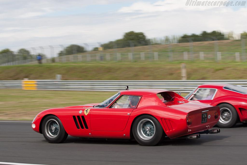 Ferrari 250 Gto Chassis 5573gt 2012 Le Mans Classic