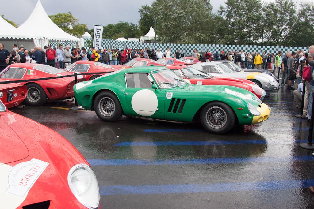 Ferrari 250 GTO - Chassis: 3767GT   - 2012 Le Mans Classic