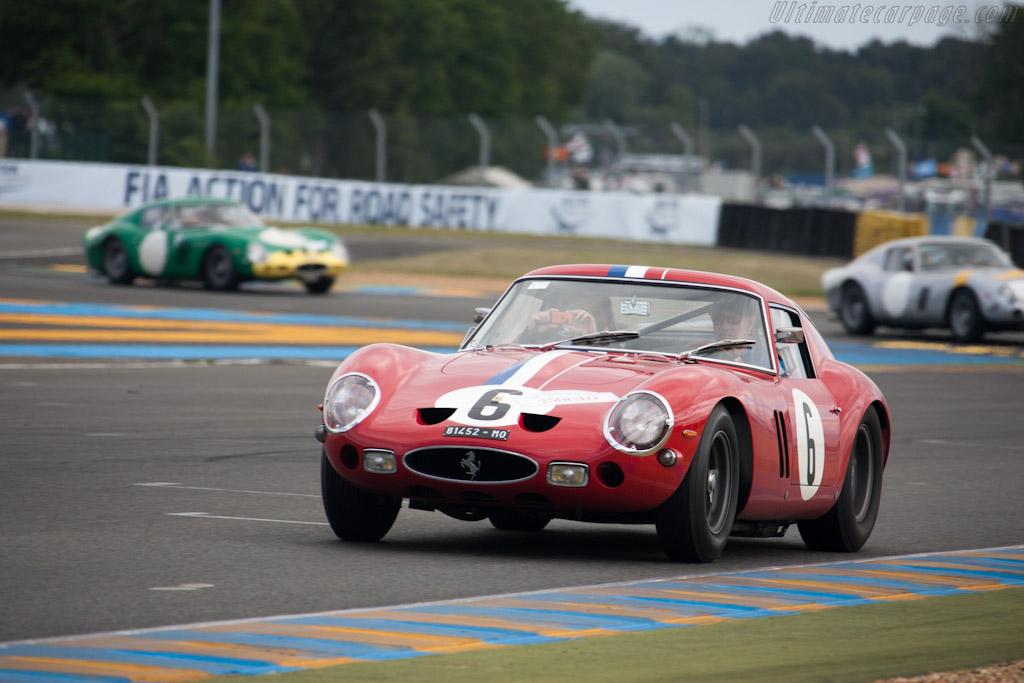 Ferrari 250 GTO - Chassis: 3943GT   - 2012 Le Mans Classic
