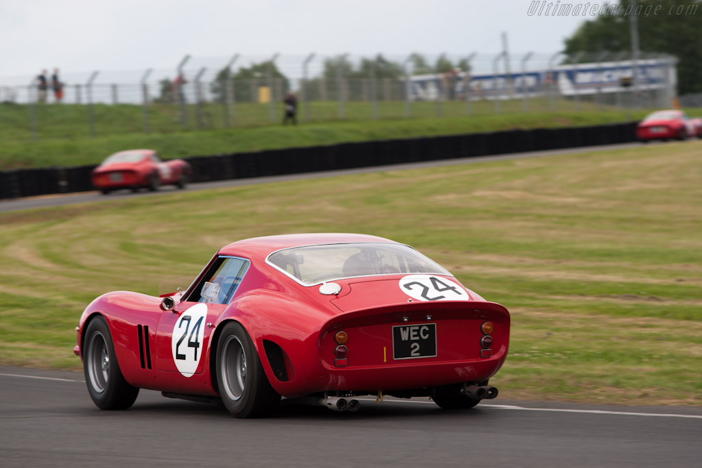 Ferrari 250 GTO - Chassis: 4293GT   - 2012 Le Mans Classic