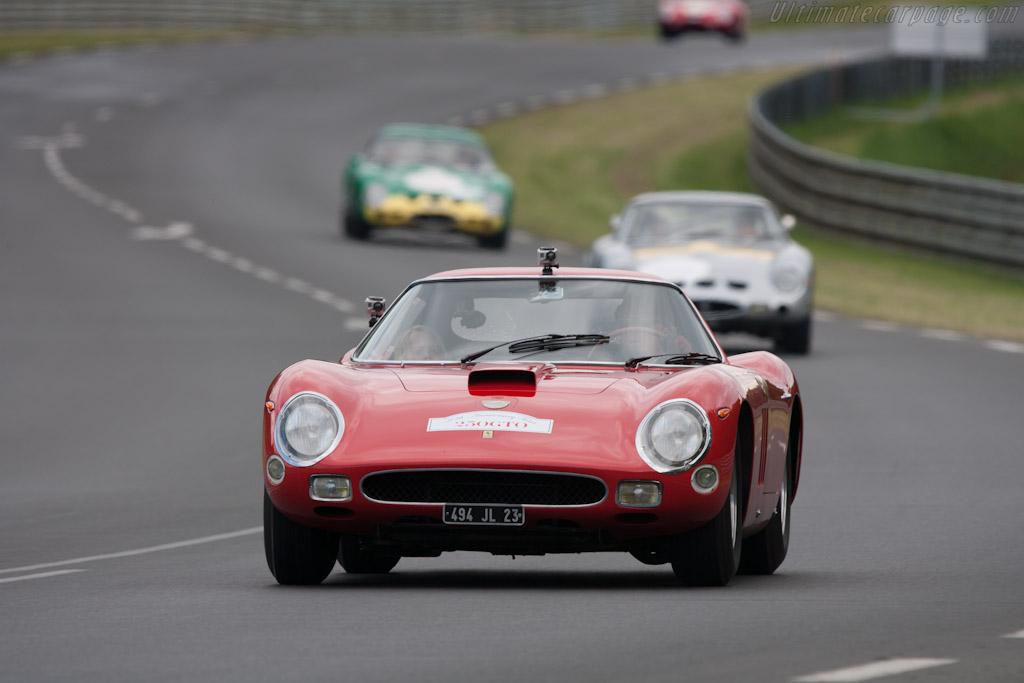 Ferrari 250 GTO - Chassis: 5573GT   - 2012 Le Mans Classic