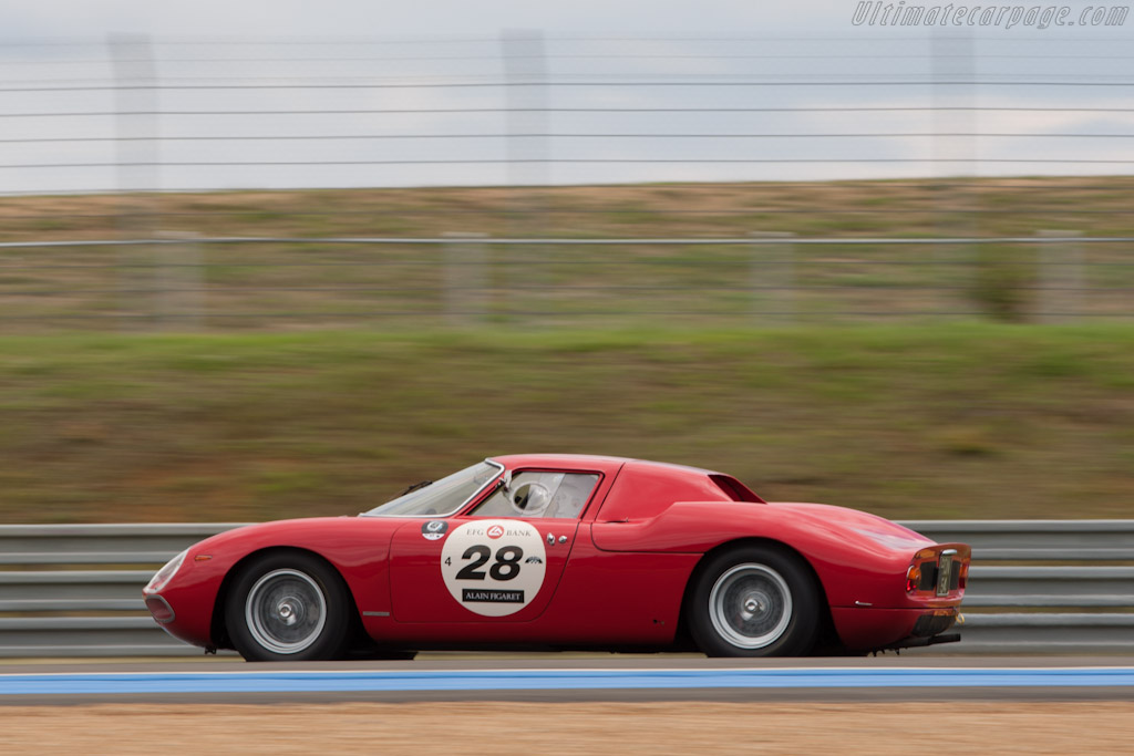 Ferrari 250 LM - Chassis: 6105   - 2012 Le Mans Classic